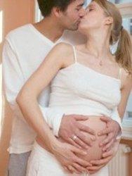 Секс во время беременности.