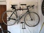 Куда зимой поставить велосипед?