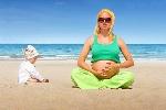 Как беременной перенести жару