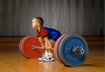 Физическое развитие ребенка до года