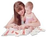 Обучение ребенка по системе Домана