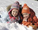 Как одевать малыша зимой