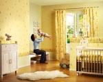 Оптимальная температура в детской