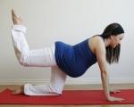Упражнения для будущих мам