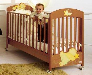Кроватка или коляска, ночной сон