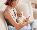 Наиболее частые страхи молодых мам