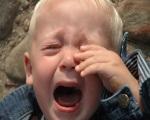 Детский крик оказывается полезен