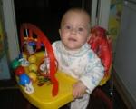 Полезны ли ходунки для ребенка