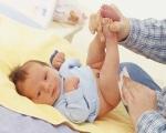 Гигиенический уход за ребенком