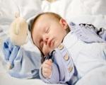 Сон новорожденного: советы мамам