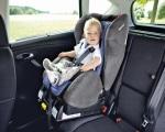 Безопасно перевозим младенца