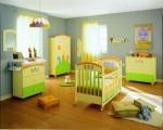 Готовим дом к появлению малыша