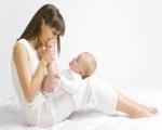 Красота и отдых молодой мамочки