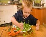 Правильное питание ребенка весной
