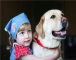 Заводить собаку если в доме дети?
