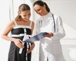 Следить за здоровьем - главная обязанность беременной