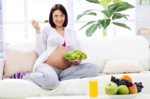 Советы по питанию для будущей мамы