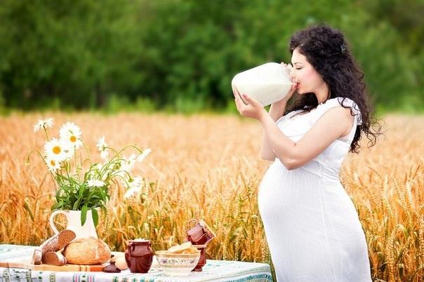 Беременность и кальции