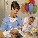 Нужно ли присутствие отца при родах?