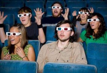 Посещение кинотеатра во время беременности