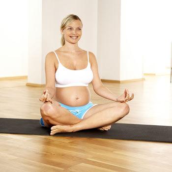 Третий семестр беременности на подходе