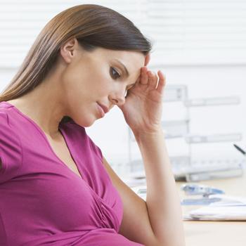 Певрый триместр беременности