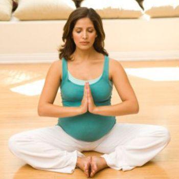 Упражнения во время беременности