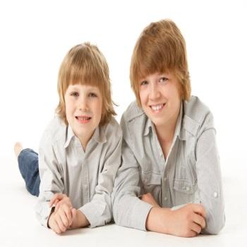 Идеальная разница в возрасте между детьми