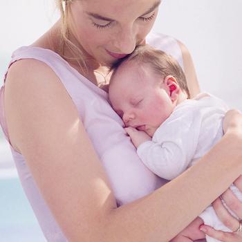 У ребенка до рождения есть свой иммунитет