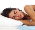 В какой позе следует спать беременным