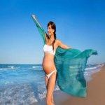 Можно ли загорать беременным?