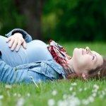 Счастье для женщины быть беременной