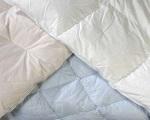 Особенности одеял из лебяжьего пуха