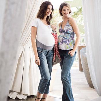 Как сохранить форму при беременности?