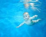 Основные плюсы родов под водой