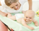 Опрелости у новорожденных детей